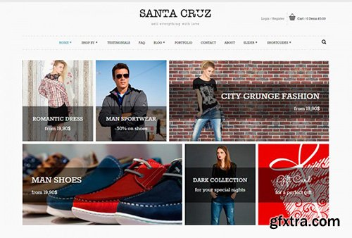 YiThemes - YITH Santa Cruz v1.2.4 - Sell Everything With Love