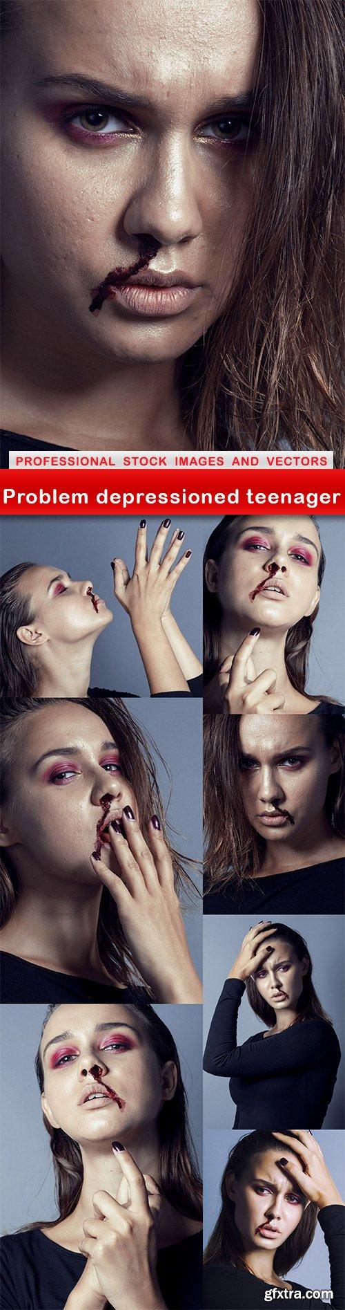 Problem depressioned teenager - 8 UHQ JPEG