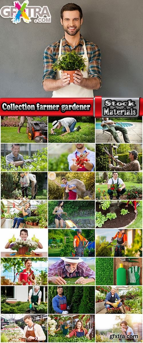 Collection farmer gardener garden landscaping 25 HQ Jpeg