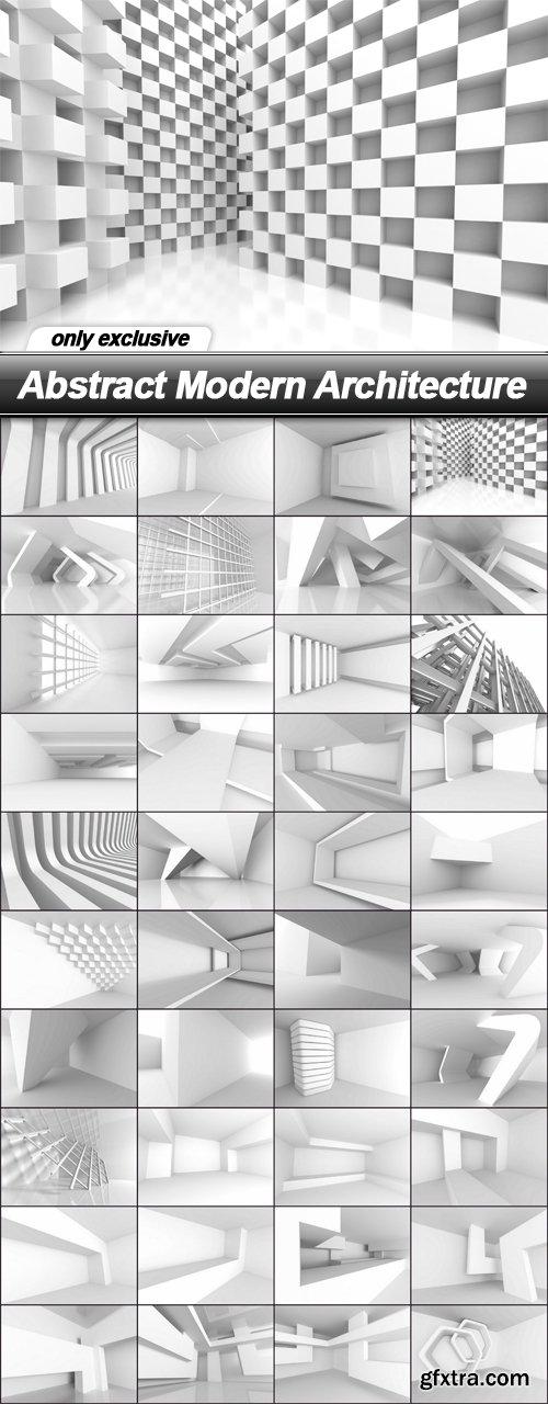 Abstract Modern Architecture - 40 UHQ JPEG