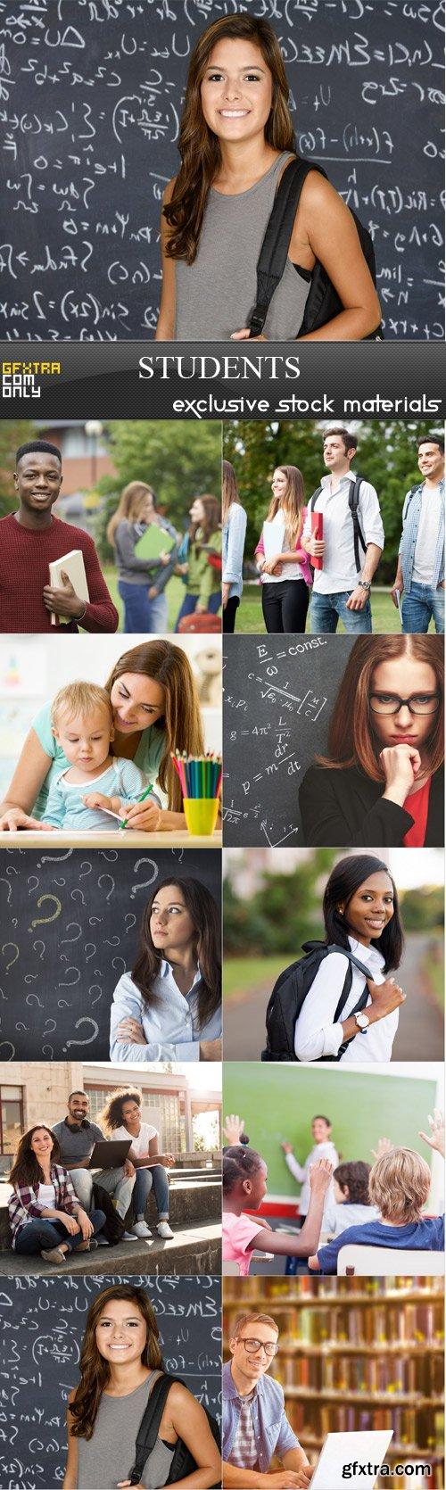 Students - 10 JPRGs