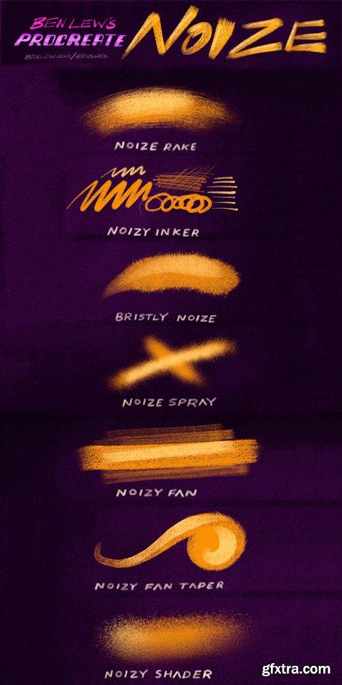 CM 850526 - Procreate Noize