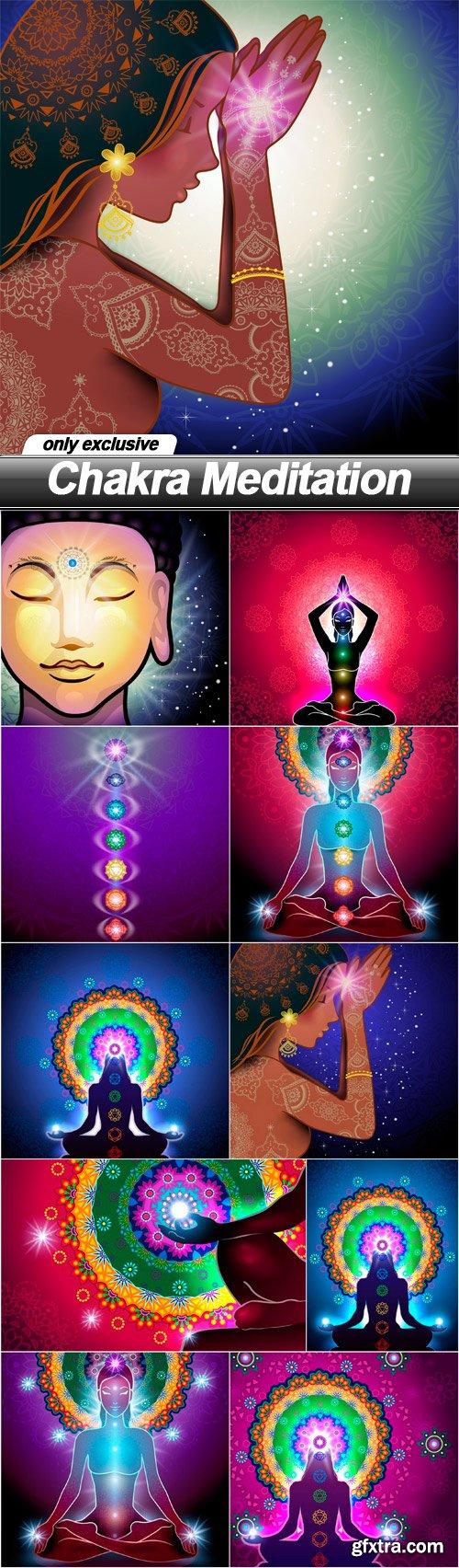 Chakra Meditation - 11 EPS