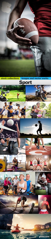 Sport, 15 x UHQ JPEG
