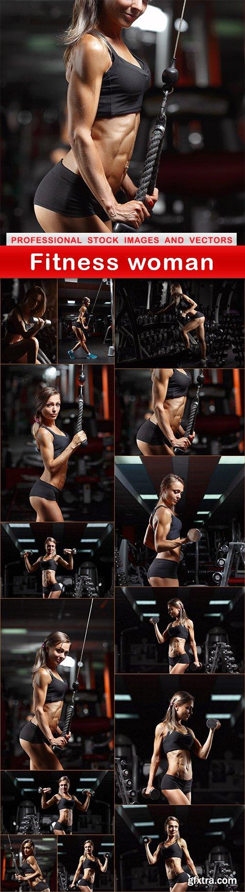 Fitness woman - 15 UHQ JPEG