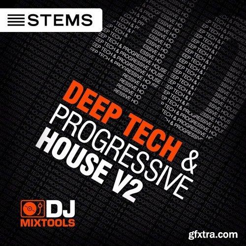 Dj Mixtools 40 Deep Tech and Progressive House Vol 2 WAV Ableton Live DJ Template-FANTASTiC
