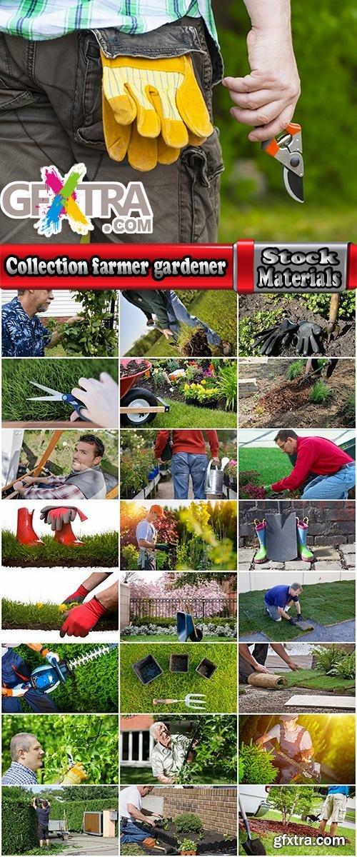 Collection farmer gardener garden landscaping 2-25 HQ Jpeg