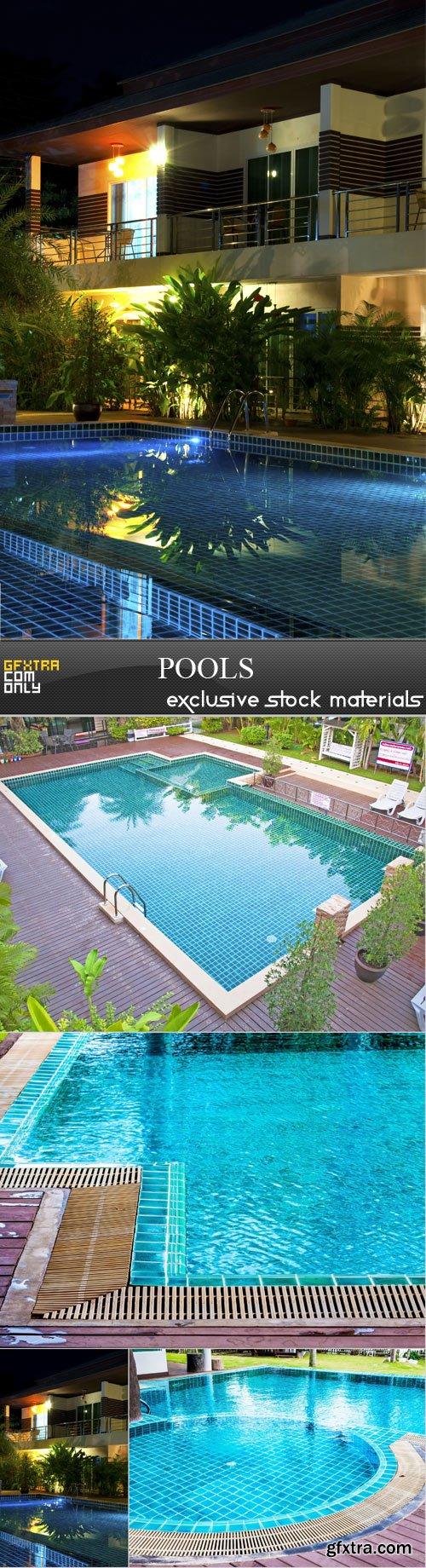 Pools - 4 JPRGs