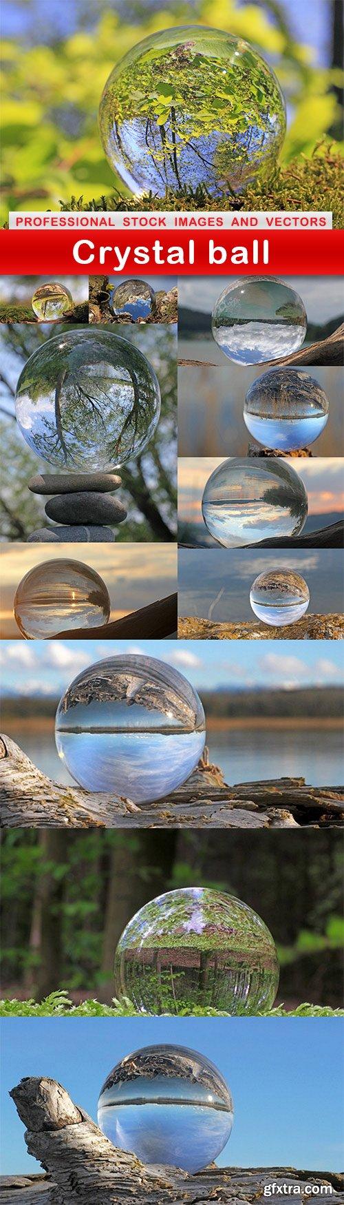Crystal ball - 12 UHQ JPEG