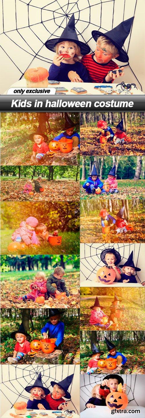 Kids in halloween costume - 13 UHQ JPEG