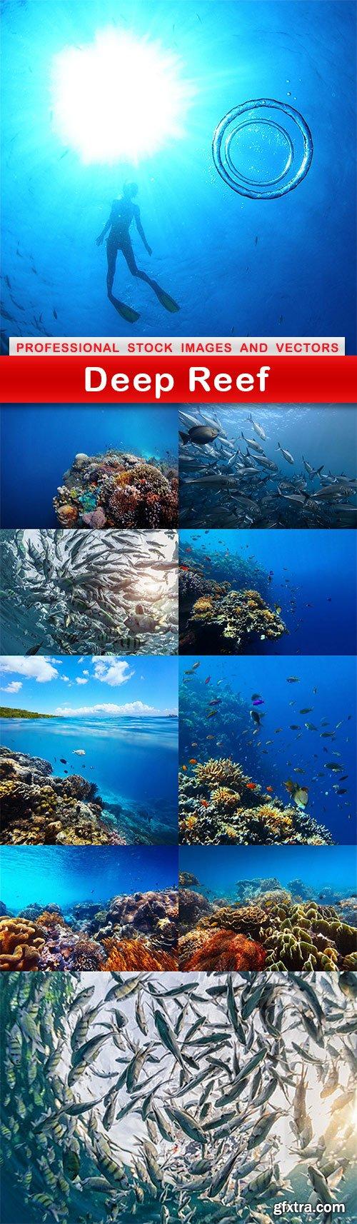 Deep Reef - 10 UHQ JPEG
