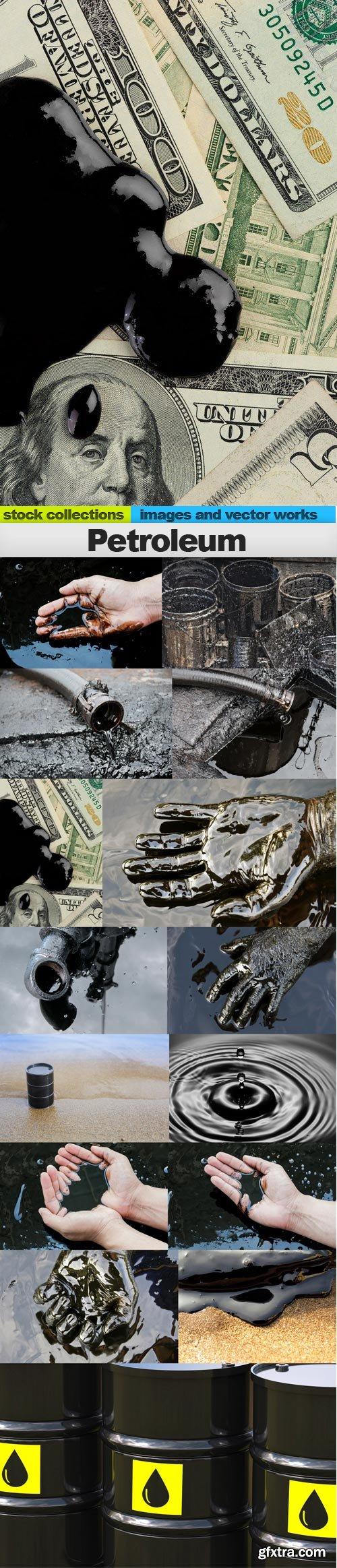Petroleum, 15 x UHQ JPEG
