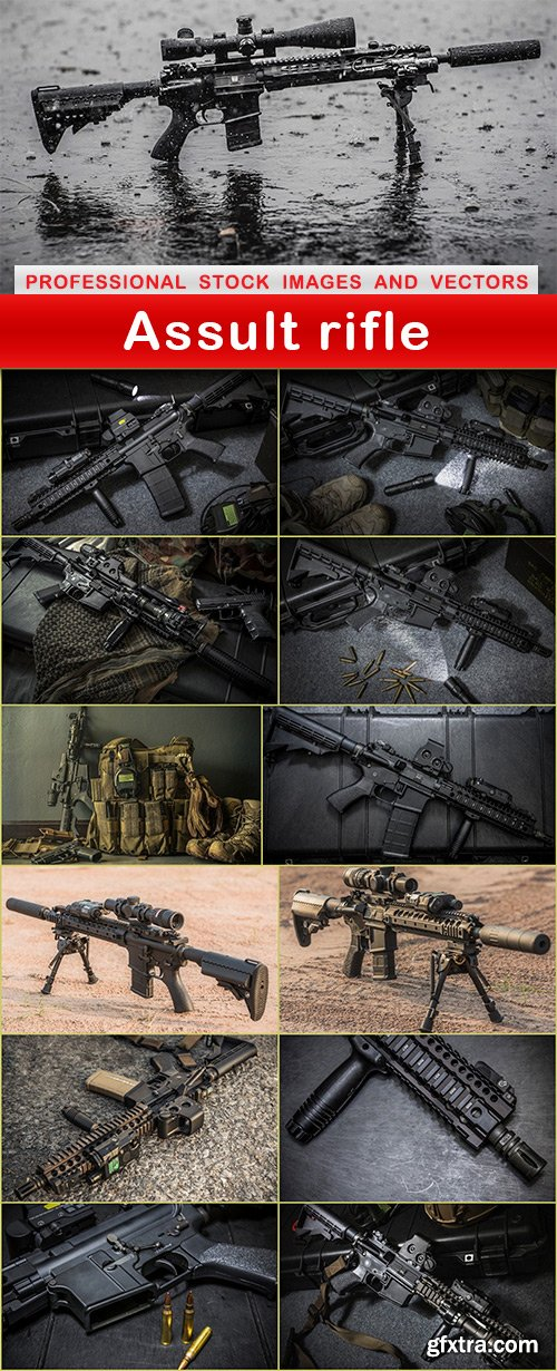 Assult rifle - 13 UHQ JPEG