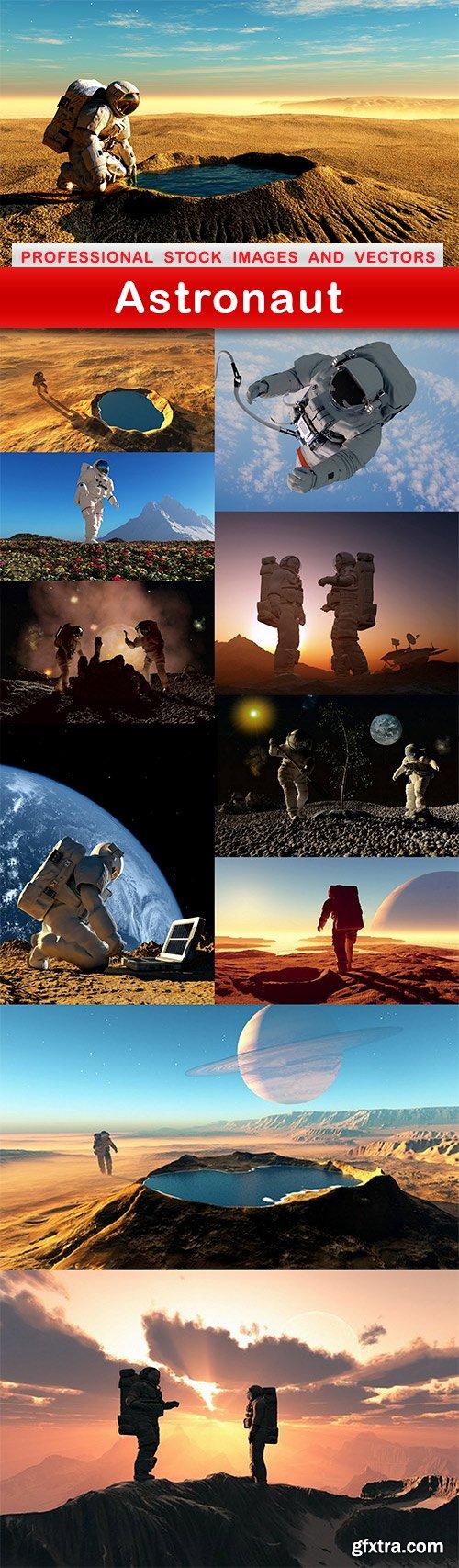 Astronaut - 11 UHQ JPEG
