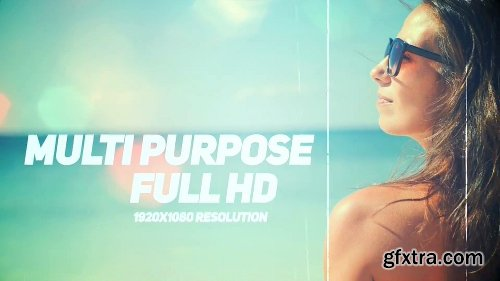 Videohive Awesome Summer Slide 15940189