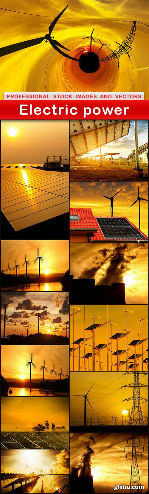 Electric power - 13 UHQ JPEG