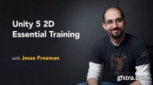 Unity 5 2D Essential Training