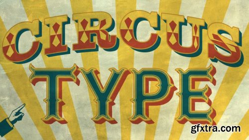 Photoshop for Designers: Type Effects (updated Aug 22, 2016)