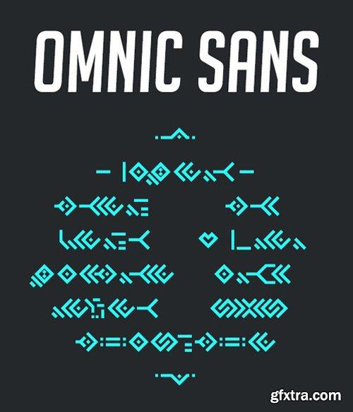 Omnic Sans - Typeface
