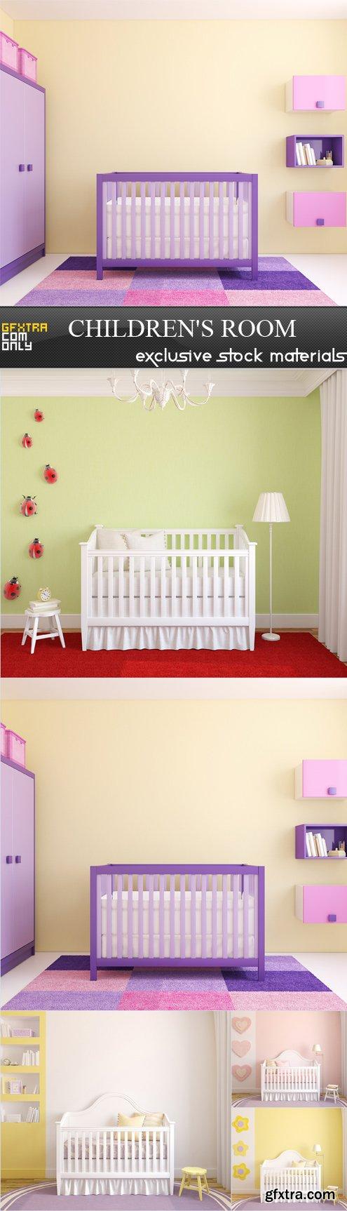 children's room - 5 JPRGs