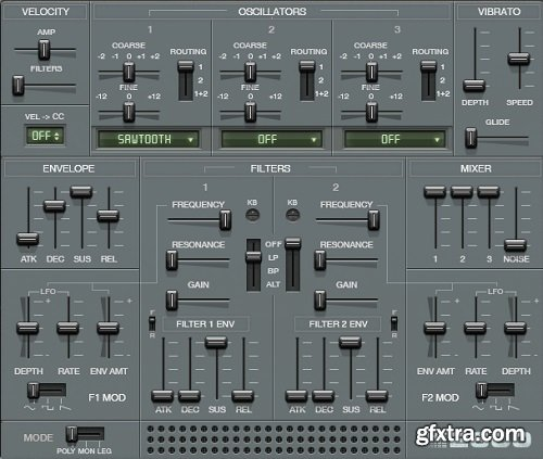 SoundsDevine The 2600 KONTAKT-0TH3Rside