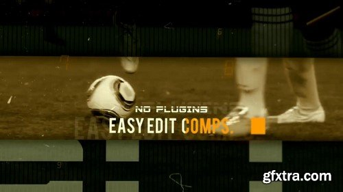 Sliding Opener - After Effects Template