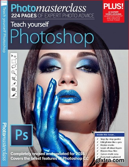 Teach Yourself Photoshop
