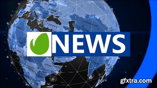 Videohive News opener 16298393