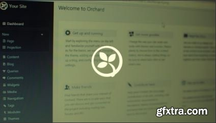 Orchard CMS Tutorial : Recipes In Orchard CMS