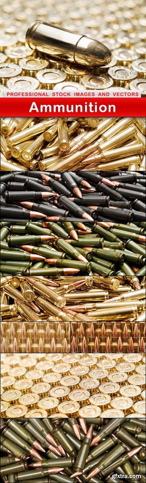 Ammunition - 9 UHQ JPEG