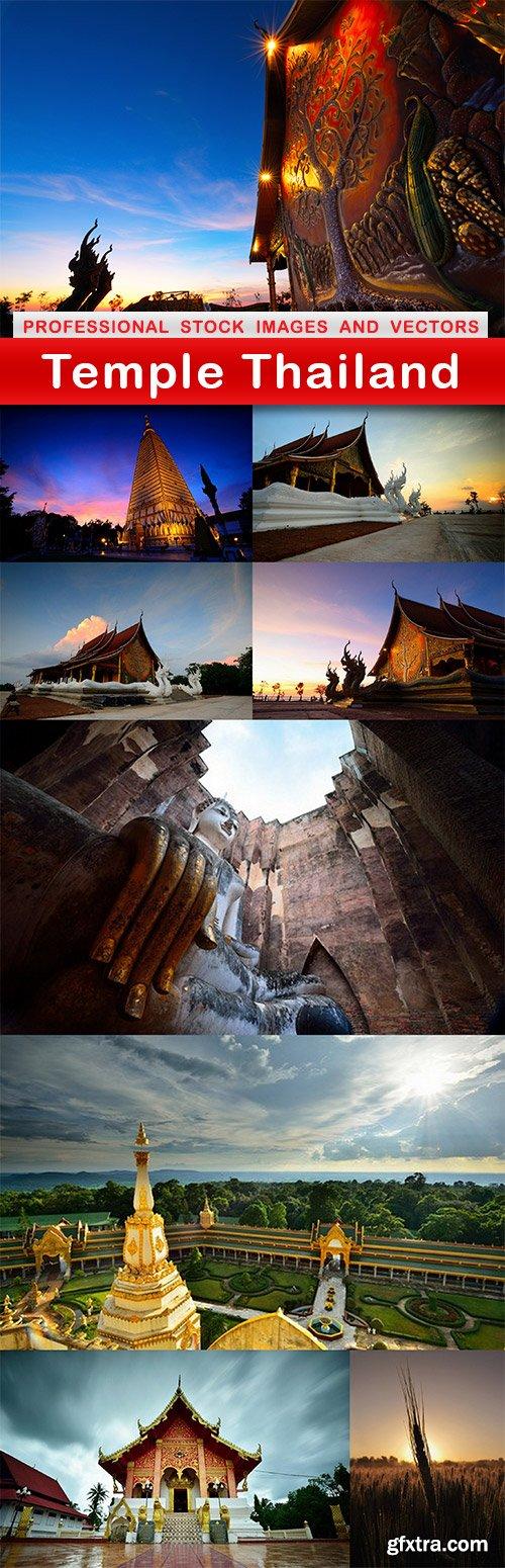 Temple Thailand - 9 UHQ JPEG