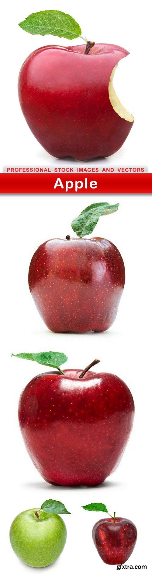 Apple - 5 UHQ JPEG