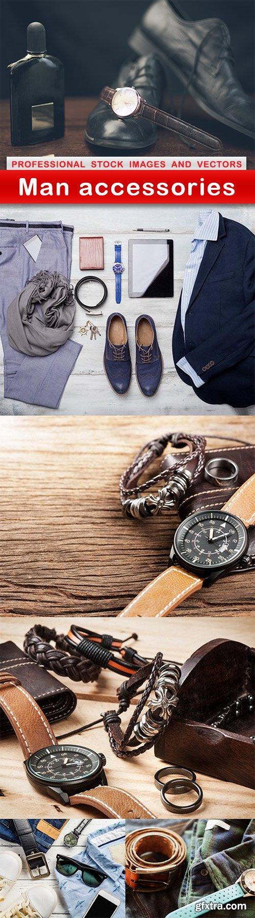 Man accessories - 6 UHQ JPEG