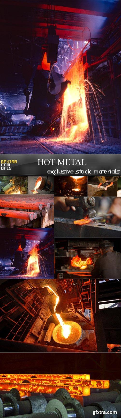 hot metal - 10 JPRGs