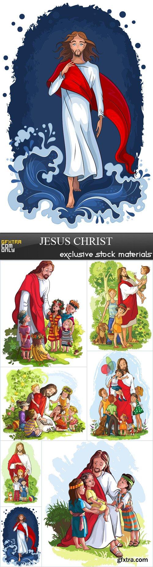 Jesus Christ - 7 EPS