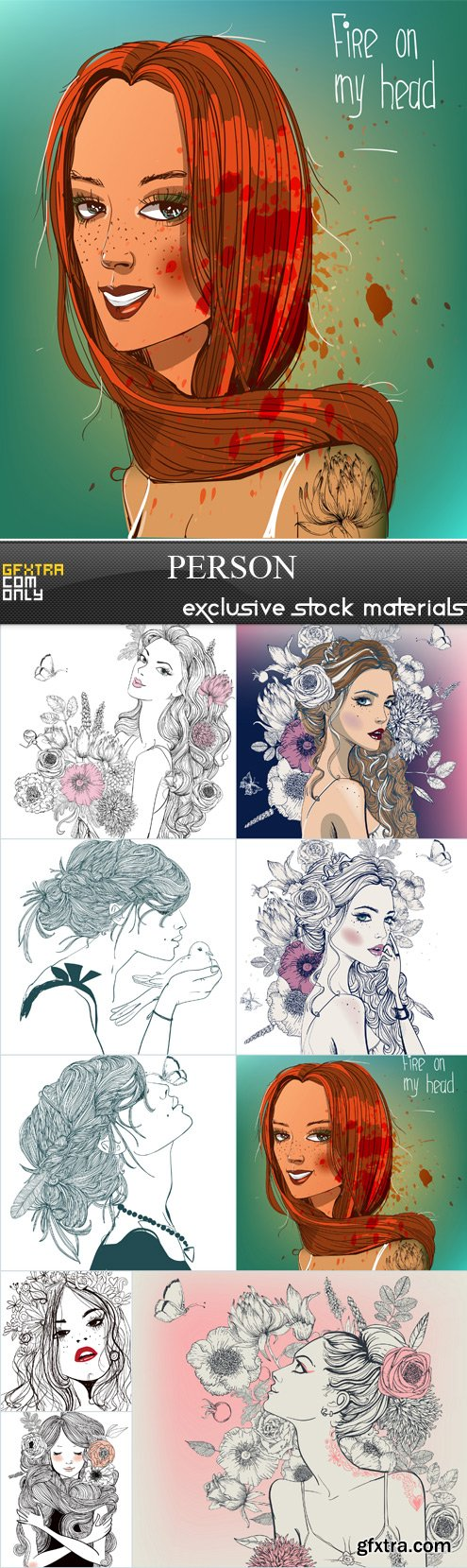 person - 9 EPS