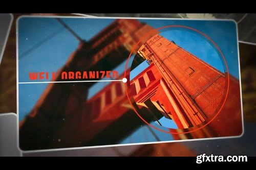 Motion Array - Elegant Slideshow After Effects Templates