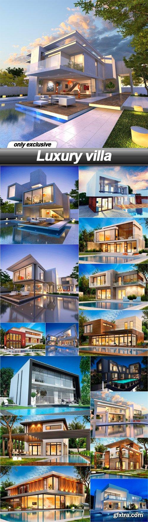 Luxury villa - 16 UHQ JPEG