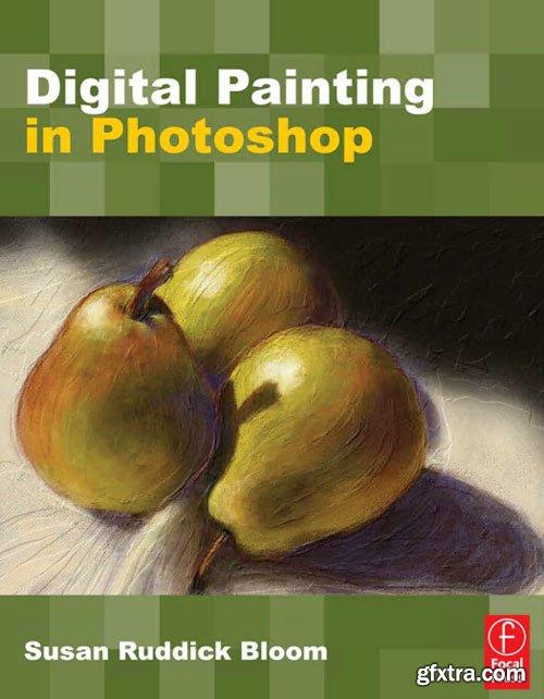 Digital Painting in Photoshop by Susan Ruddick Bloom