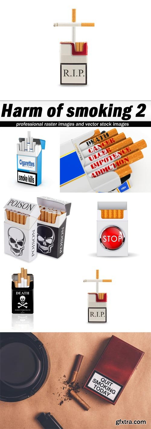Harm of smoking 2 - 6 UHQ JPEG