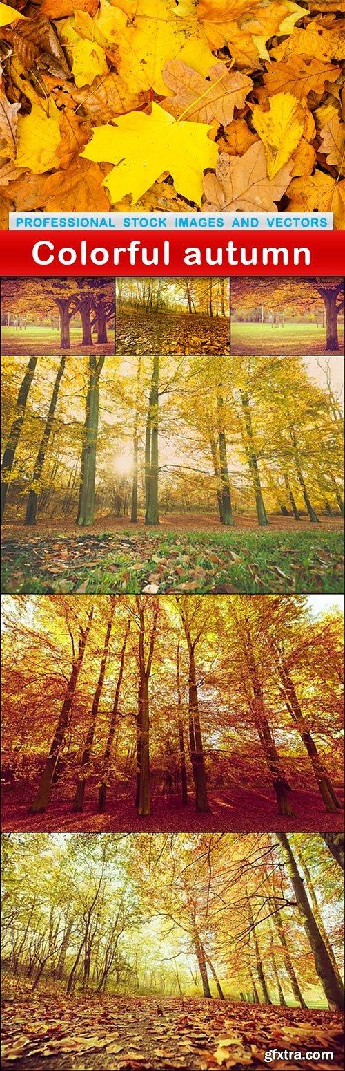 Colorful autumn - 7 UHQ JPEG