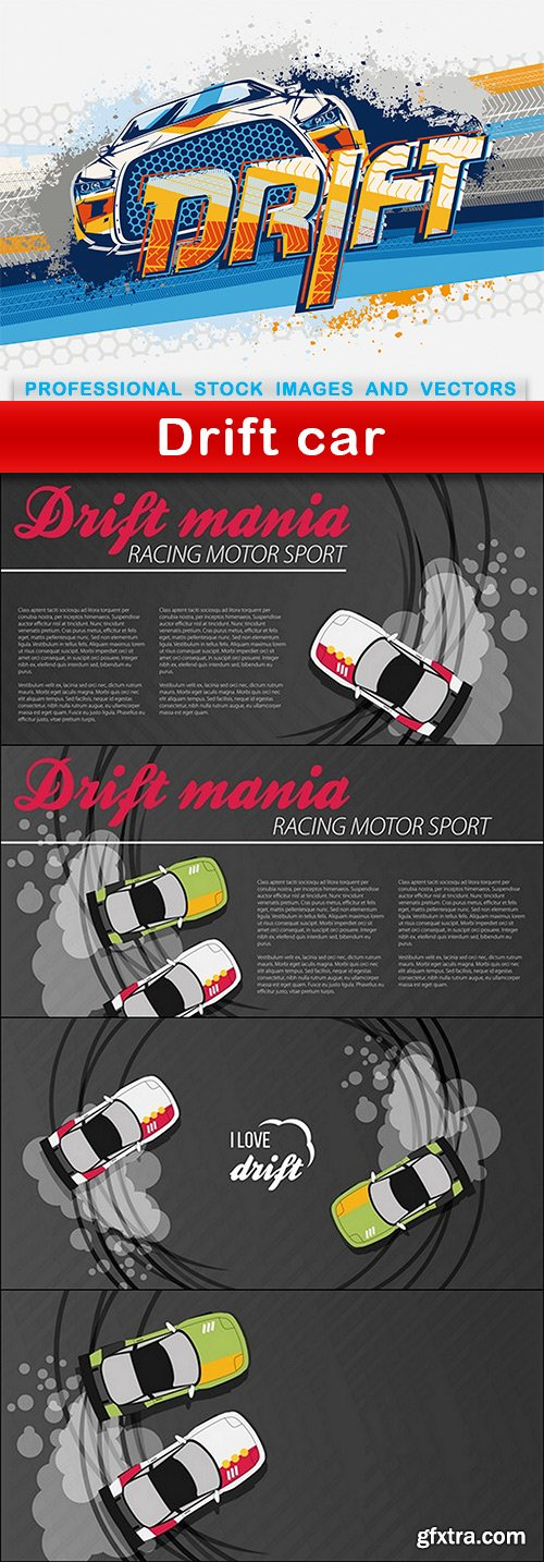Drift car - 5 EPS