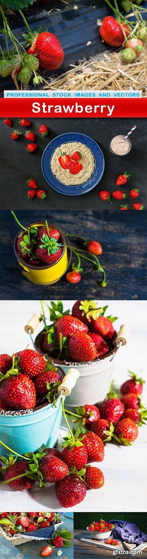 Strawberry - 6 UHQ JPEG