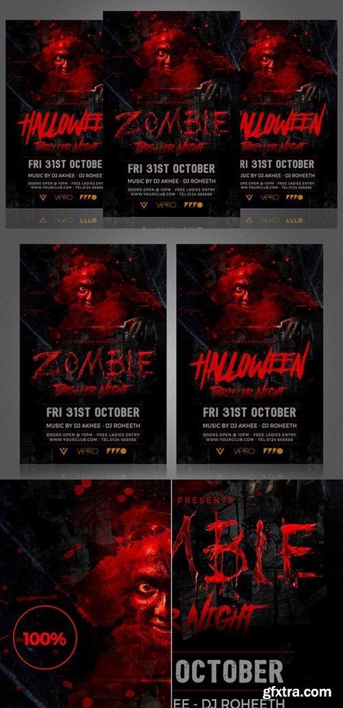 CM - Halloween Flyer 930423