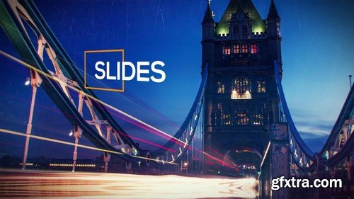 Cinematic Slideshow - After Effects Templates