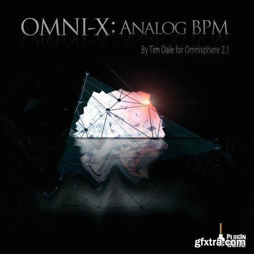 Pluginguru Omni-X: Analog BPM For Omnisphere-TZG
