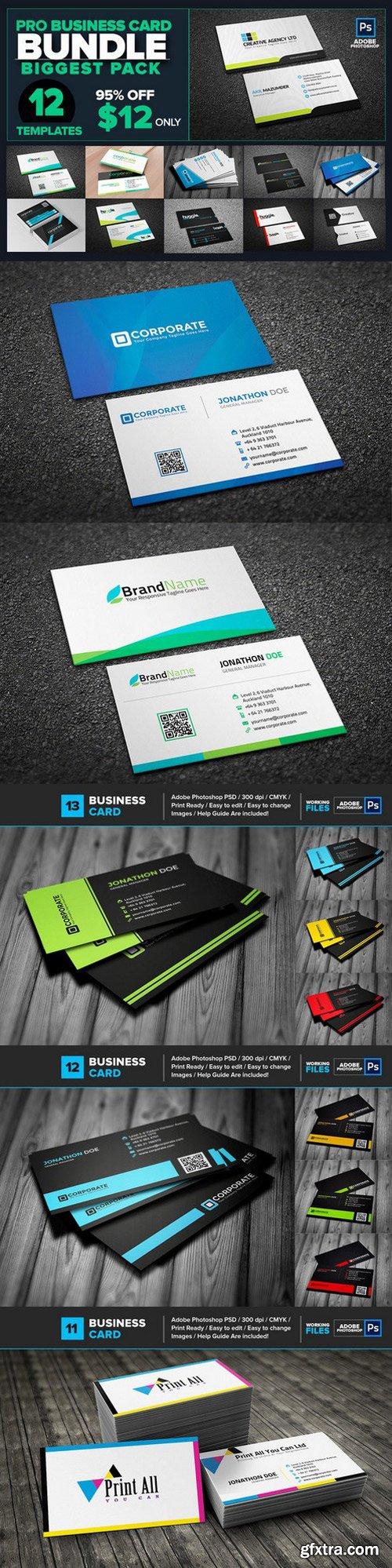 CM - Business Card Bundle 01 868091