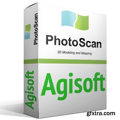 Agisoft PhotoScan Professional 1.3.1 Build 4030 (x64) Multilingual