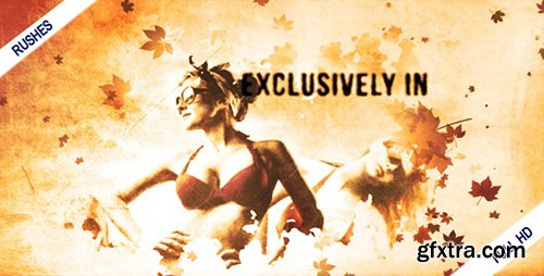 Videohive Autumn Leaves 5739388