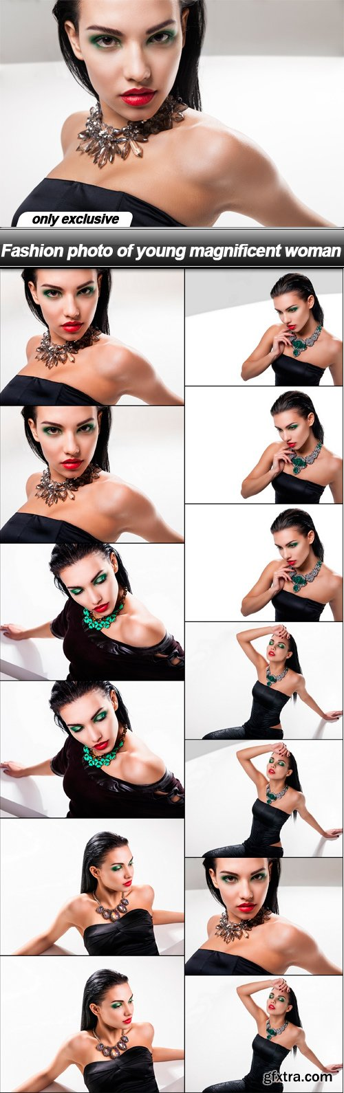 Fashion photo of young magnificent woman - 13 UHQ JPEG
